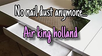 Airking Master AirKing.Masters Nagelstof afzuigers